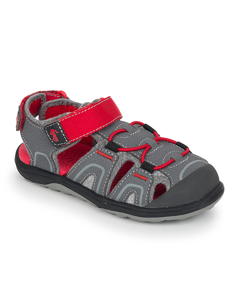 love this product Gray Lincoln III Closed-Toe Sandal - Boys a71794797