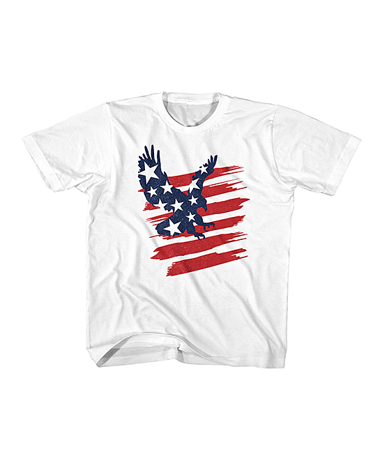 e56632096 love this product White Eagle Stars   Stripes Tee - Toddler   Kids