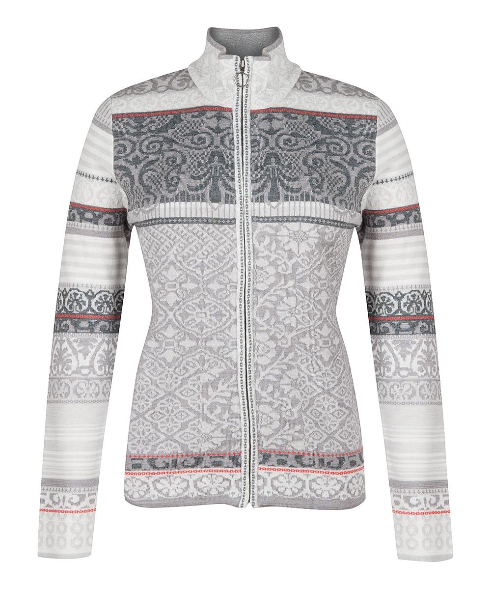23a08ef625 Icelandic Design Gray Chloe Jacket - Women