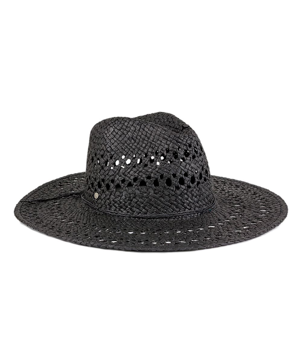 19537645bcc love this product Black Cutout-Detail UPF 50 Floppy Hat
