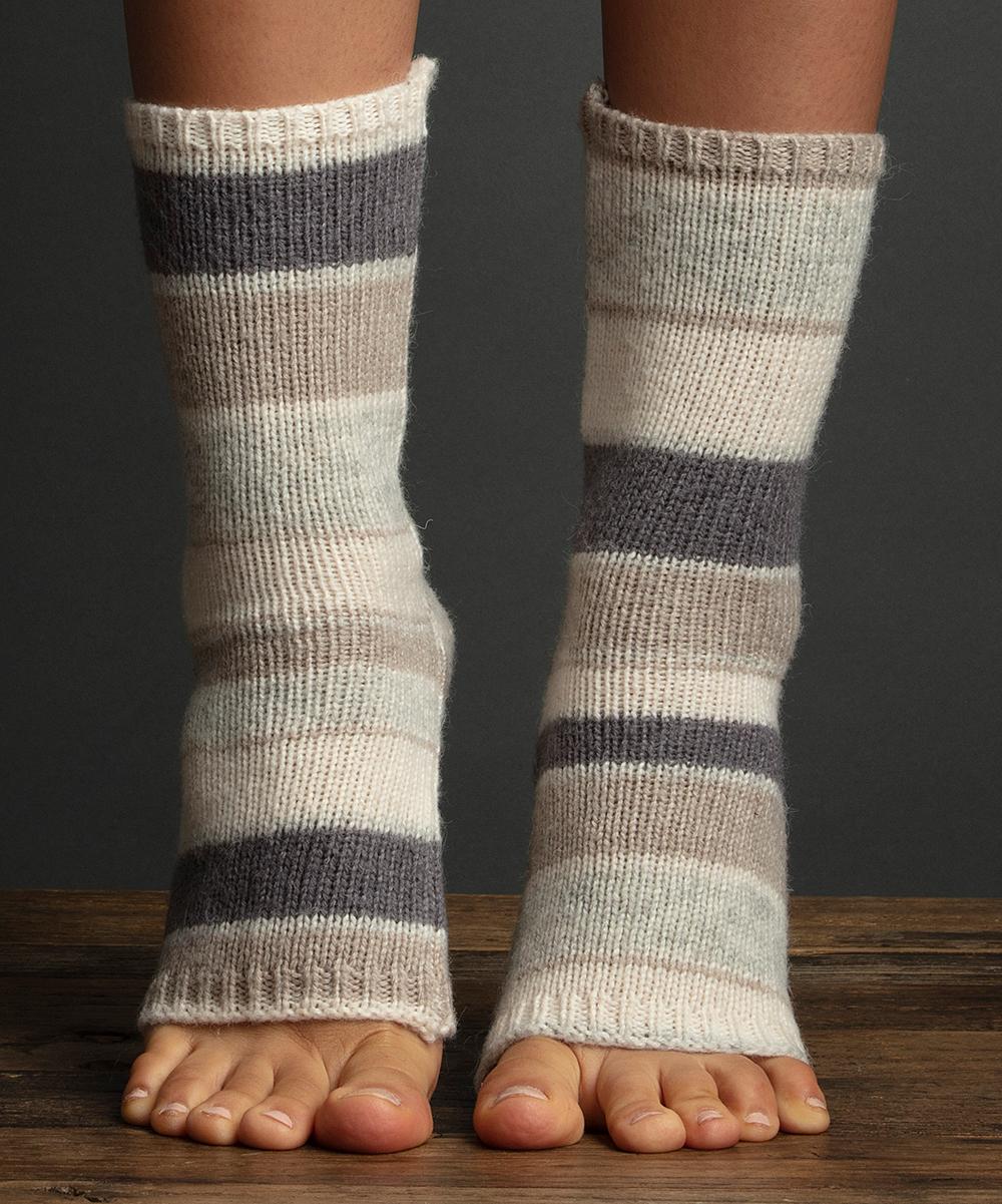 Lemon Legwear Moonbeam Stripe Pedicure Sock Women Zulily
