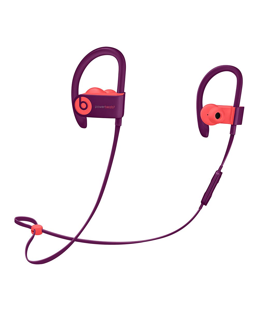 bf636e292f6 Beats by Dre Pop Magenta Powerbeats3 Wireless Earbuds | Zulily
