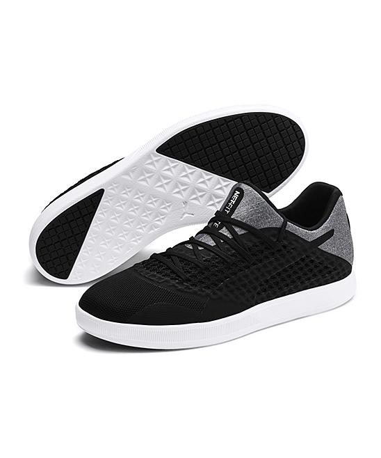 Puma White Turf Blackamp; 365 Men Netfit Lite Shoe n0kwOP
