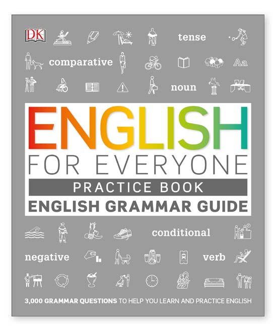 Random House English for Everyone English Grammar Guide Practice Book