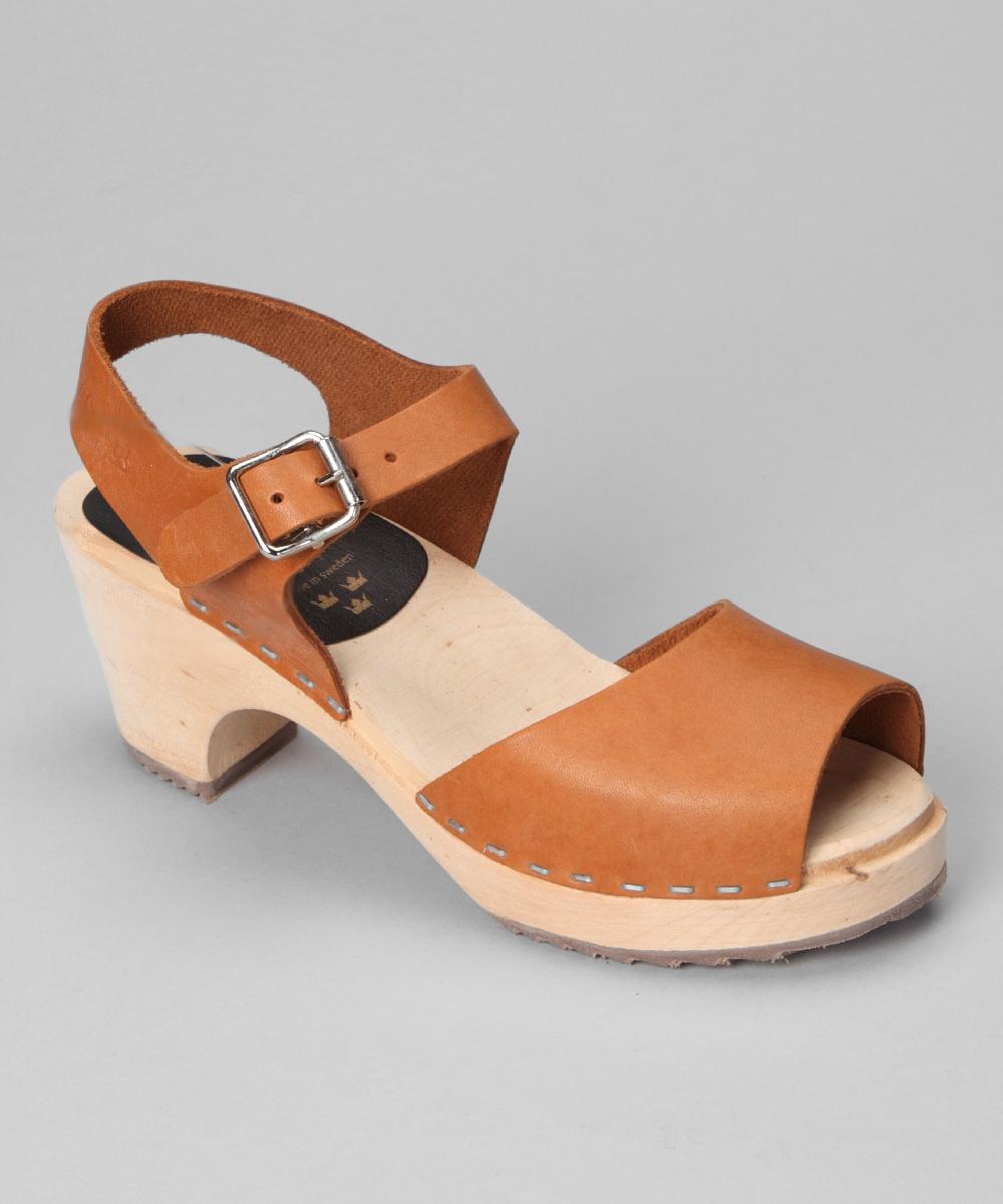 2d4eadbd73805 Cape Clogs Tan Sundial Slide Sandal Clog - Women