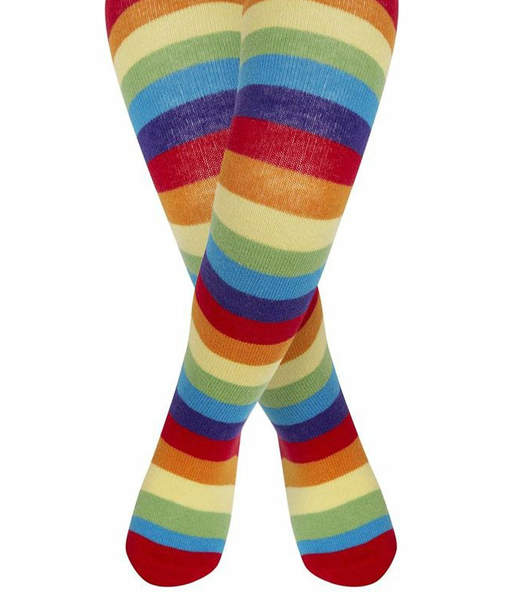 52308cde1d6 love this product Rainbow Stripe Tights - Infant