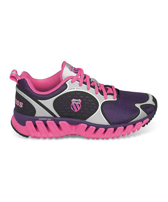 315a42eeb4af8 K-Swiss Pink Blade-Max Glide Running Shoe - Women