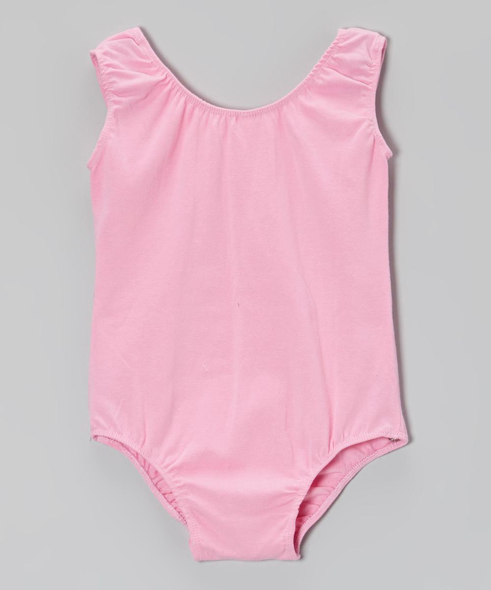 e94831e04f1c Wenchoice Pink Tank Leotard - Infant