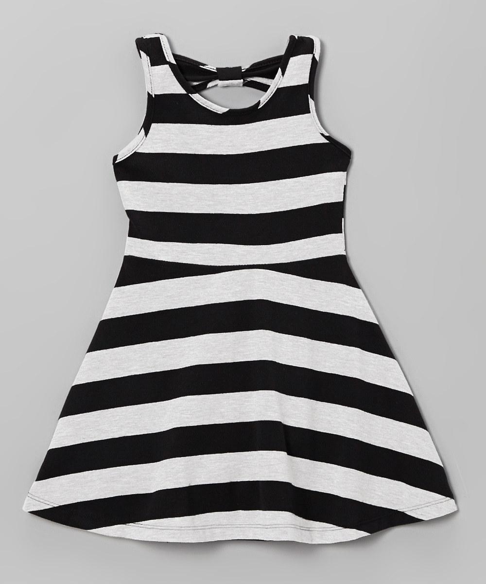Striped Girl Dress