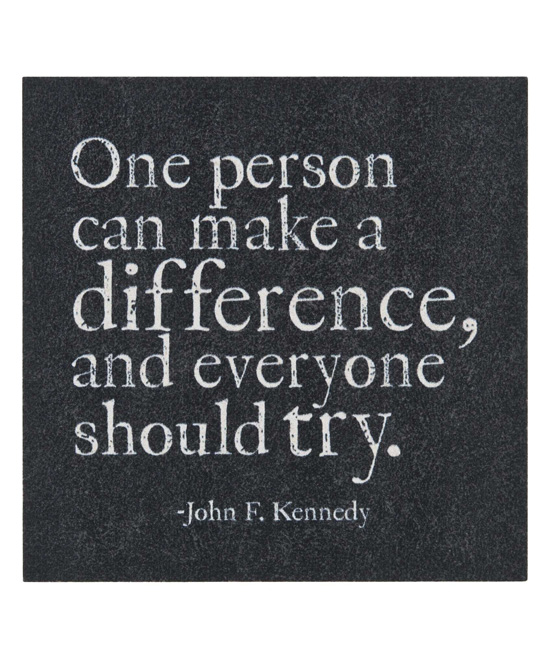 Ganz One Person Can Make A Difference Magnet Zulily