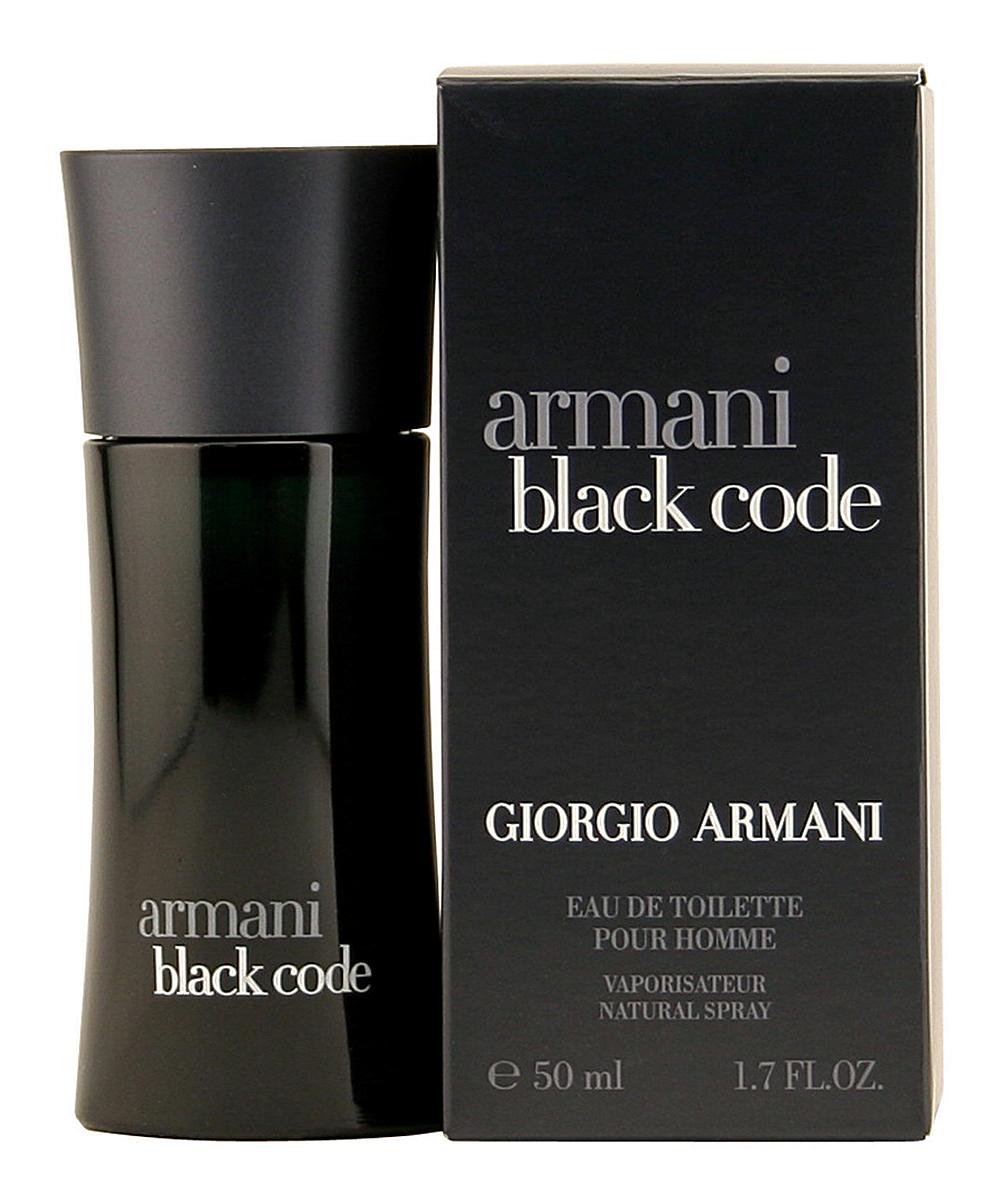 Black De Armani Giorgio OzEau Men Code 7 Toilette 1 qVUpSzM