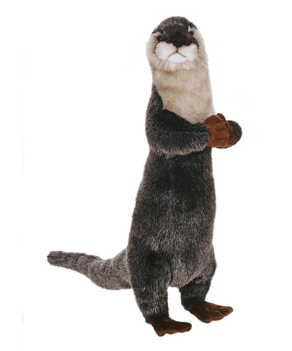 Hansa Toys Standing River Otter Plush Toy Zulily