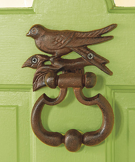 Love This Product Bird Door Knocker