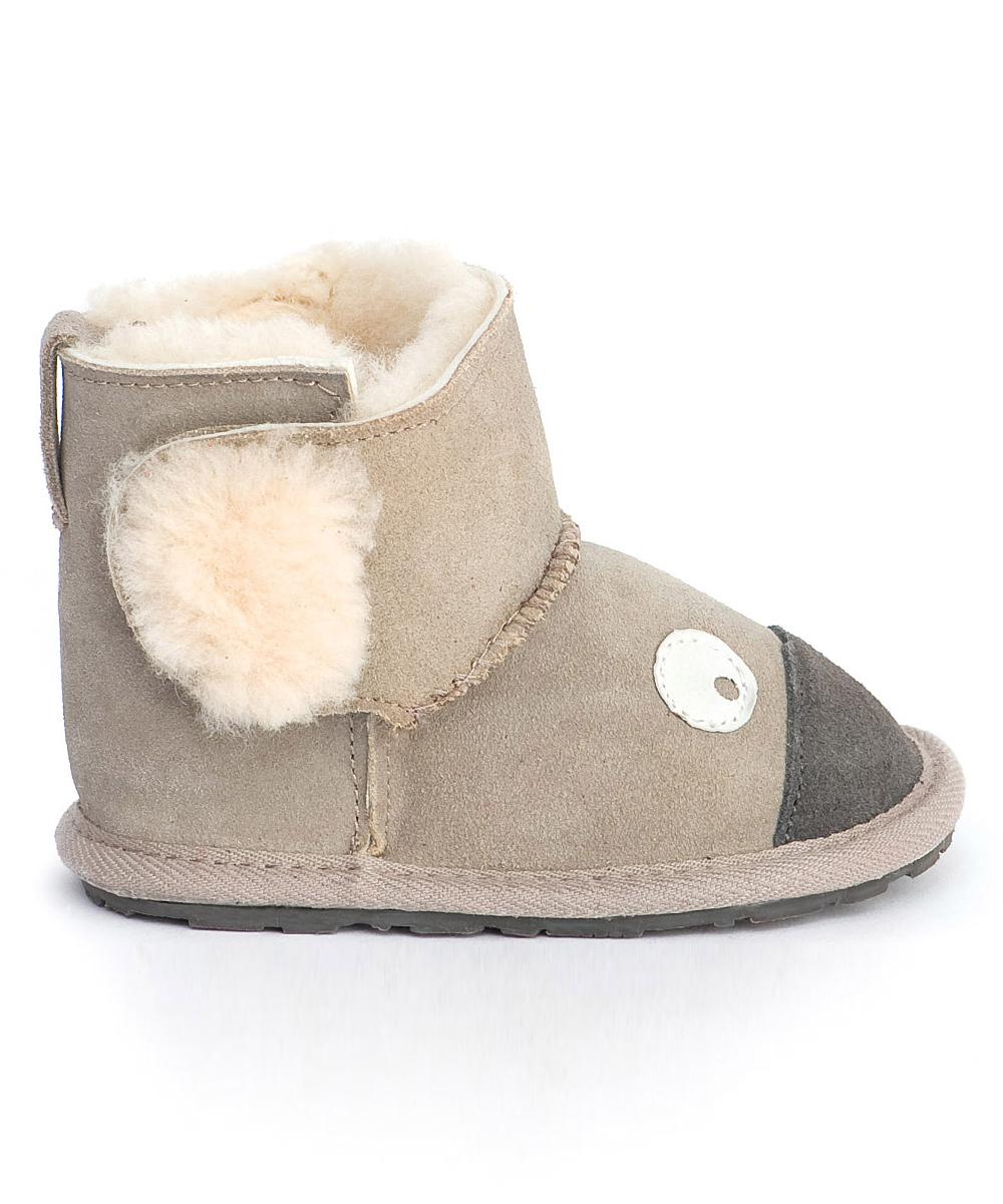 2e339d6f2a9 EMU Australia Puttle Little Creatures Walker Koala Boot - Kids