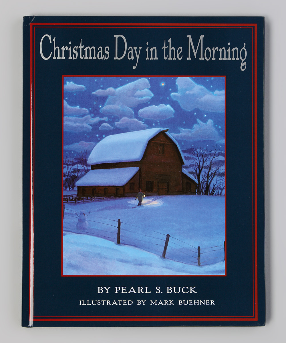 Harpercollins Christmas Day In The Morning Hardcover