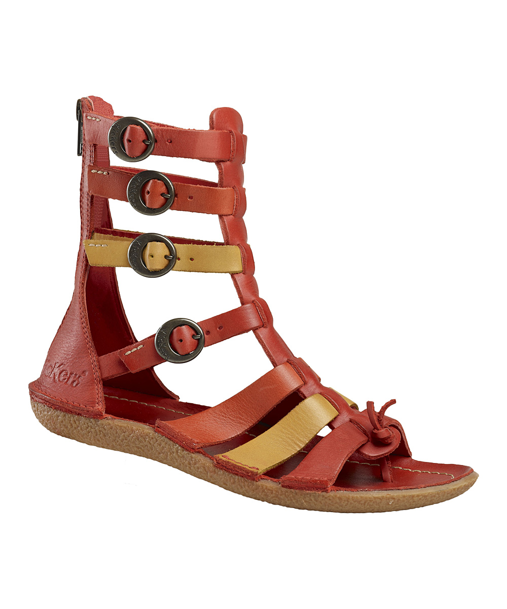 0f86de6ae8b love this product Red Pepita 3 Gladiator Sandal - Women