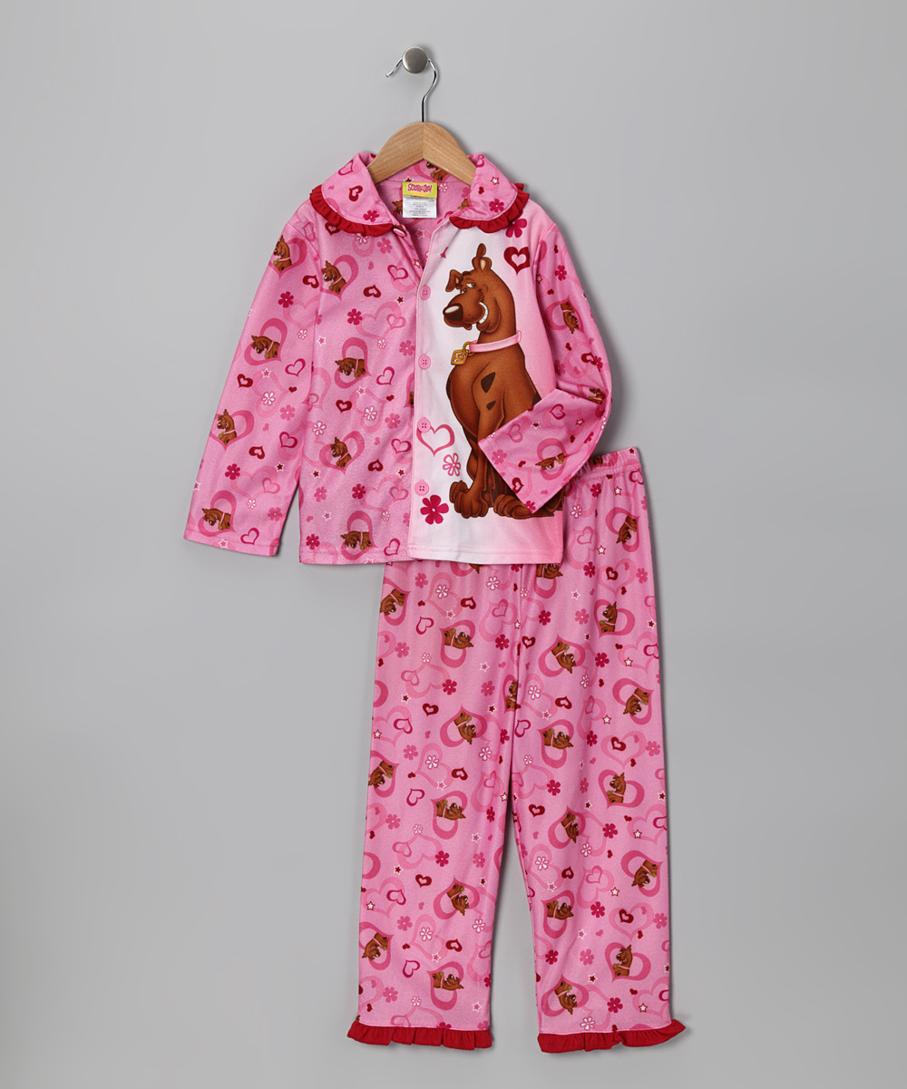 bbc62e94a6 love this product Pink Scooby-Doo Pajama Set - Girls