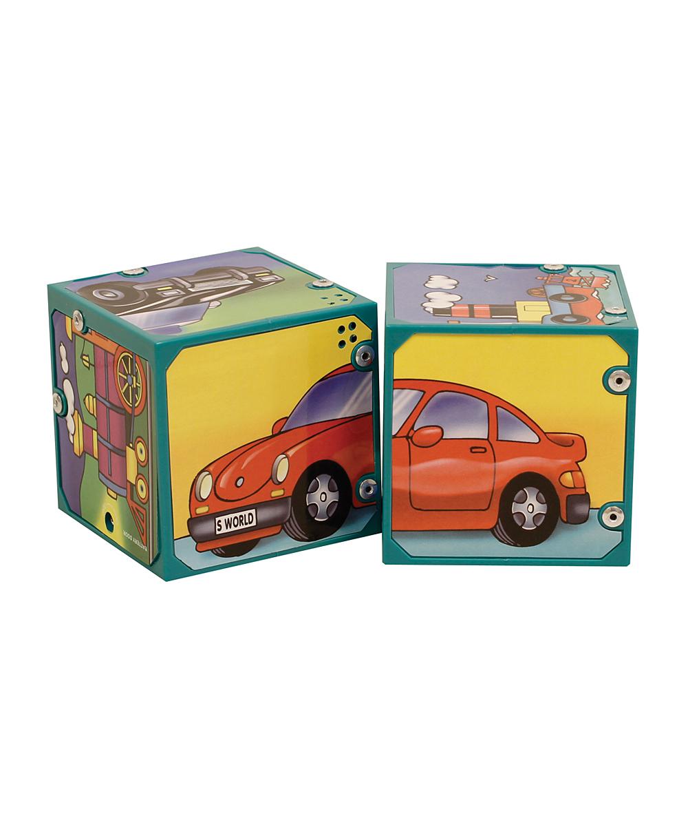 Awe Inspiring Small World Toys Vehicles Magic Sound Block Set Download Free Architecture Designs Oxytwazosbritishbridgeorg