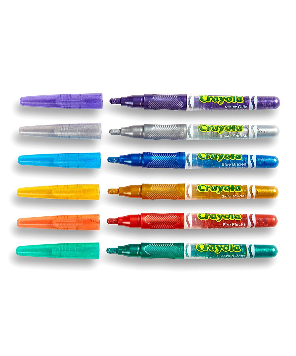 Our Faves From Crayola! Starting at .29 at Zulily!