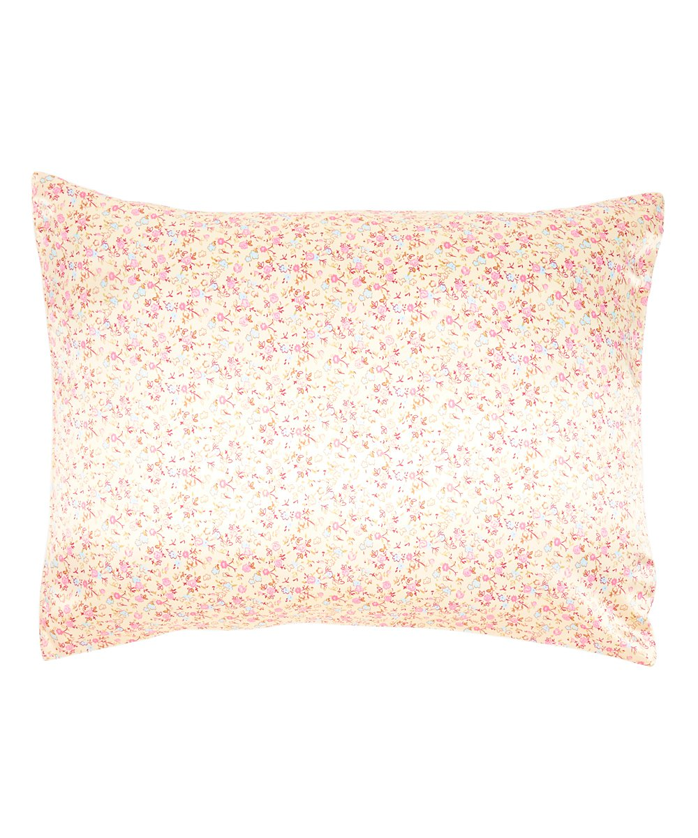 Morning Glamour Floral Signature Box Satin Pillowcase Set Of Two Best Price And Reviews Zulily