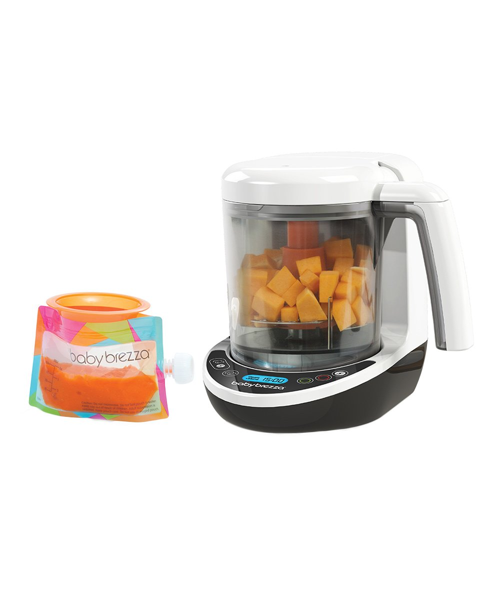Baby Brezza: One-Step Food Maker Complete! .99 at Zulily!