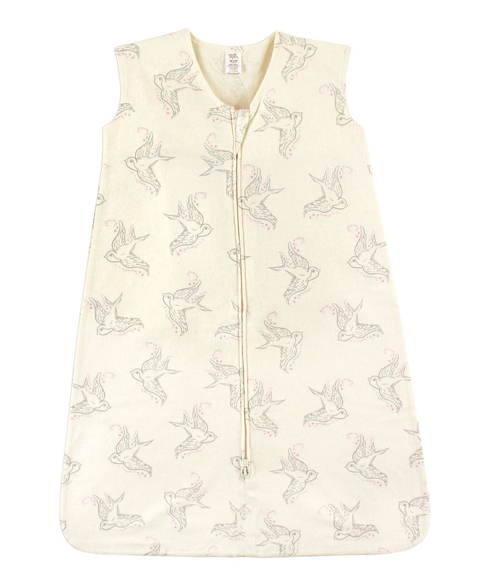 Touched By Nature White Dove Organic Cotton Wearable Blanket Infant Zulily