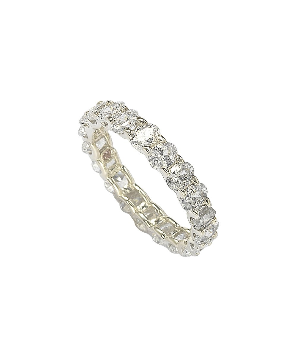 $80 discount on a gorgeous eternity band