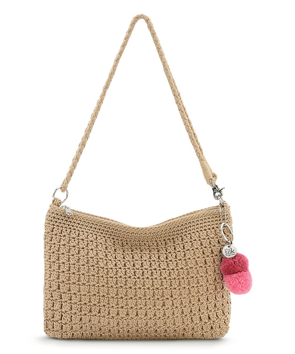 Crochet Bag From The Sak! .99 at Zulily TODAY ONLY!