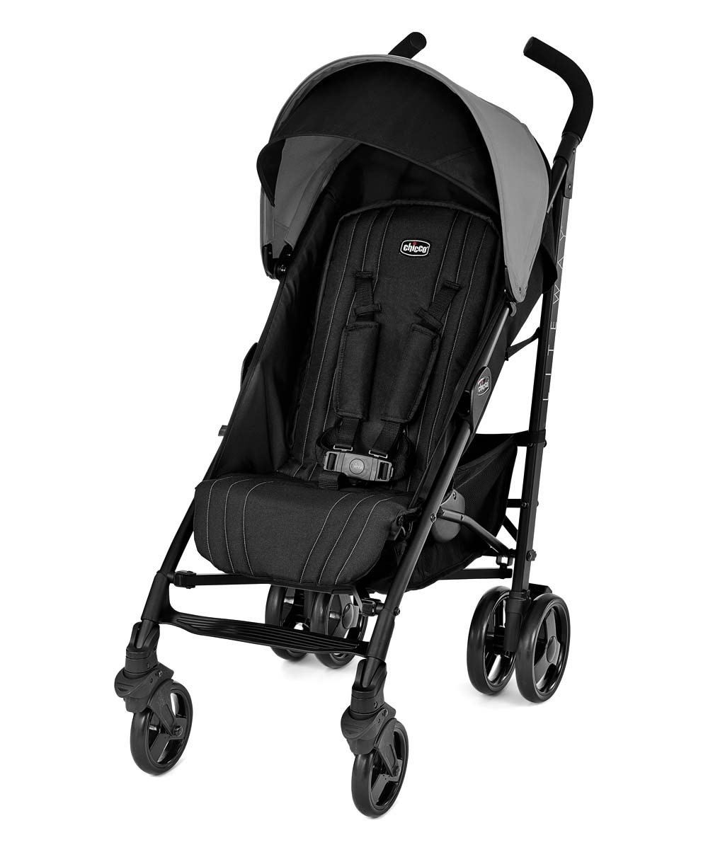 Chicco: Moon Gray Liteway Stroller! .99 at Zulily!