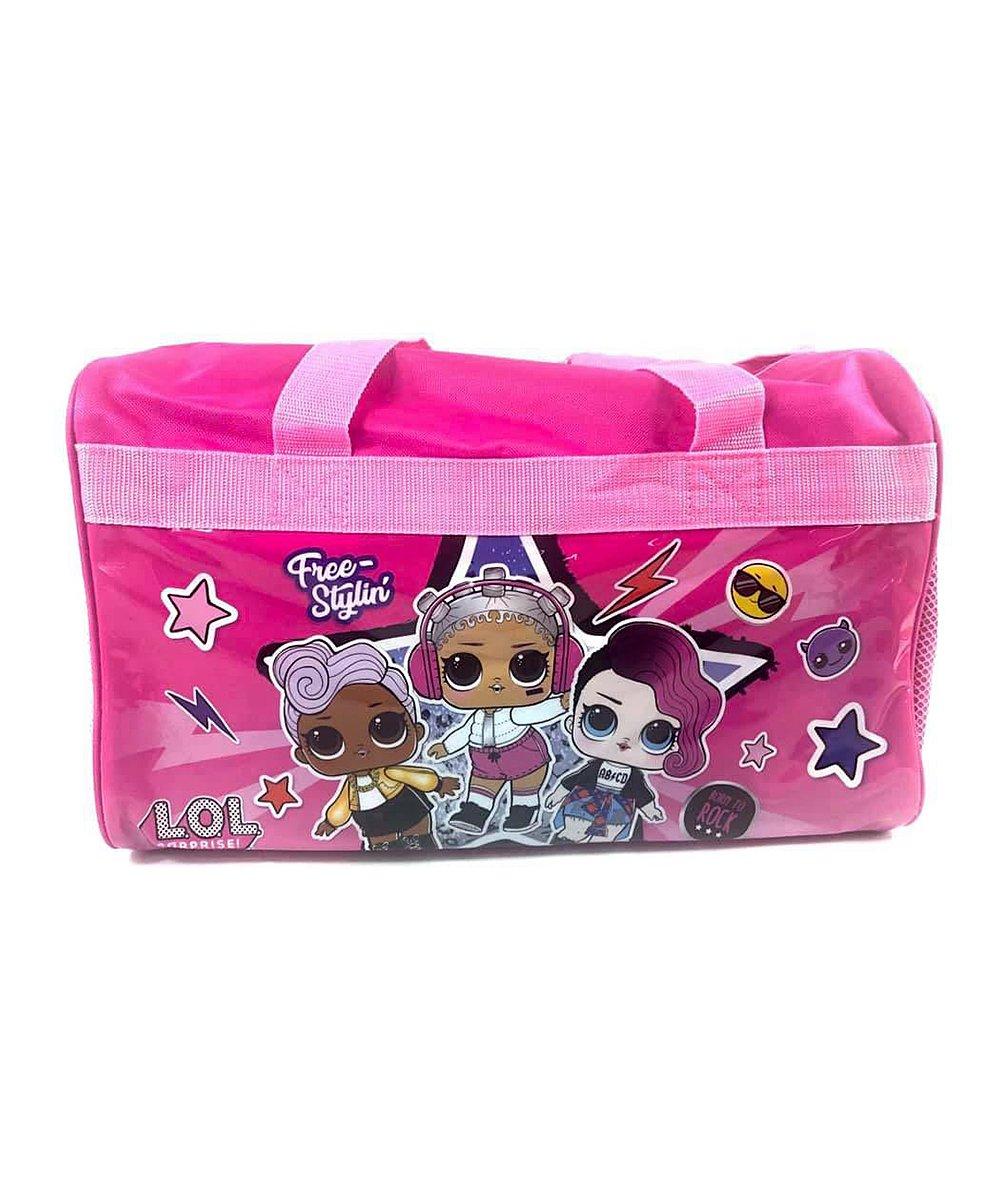 .49 LOL Surprise Duffel Bag at Zulily!
