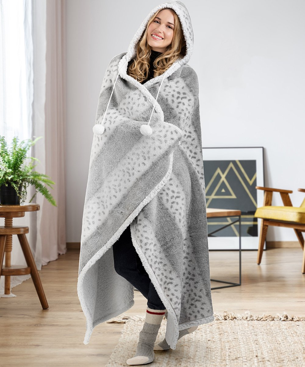 Hooded Throws! .99 (REG .00) at Zulily!