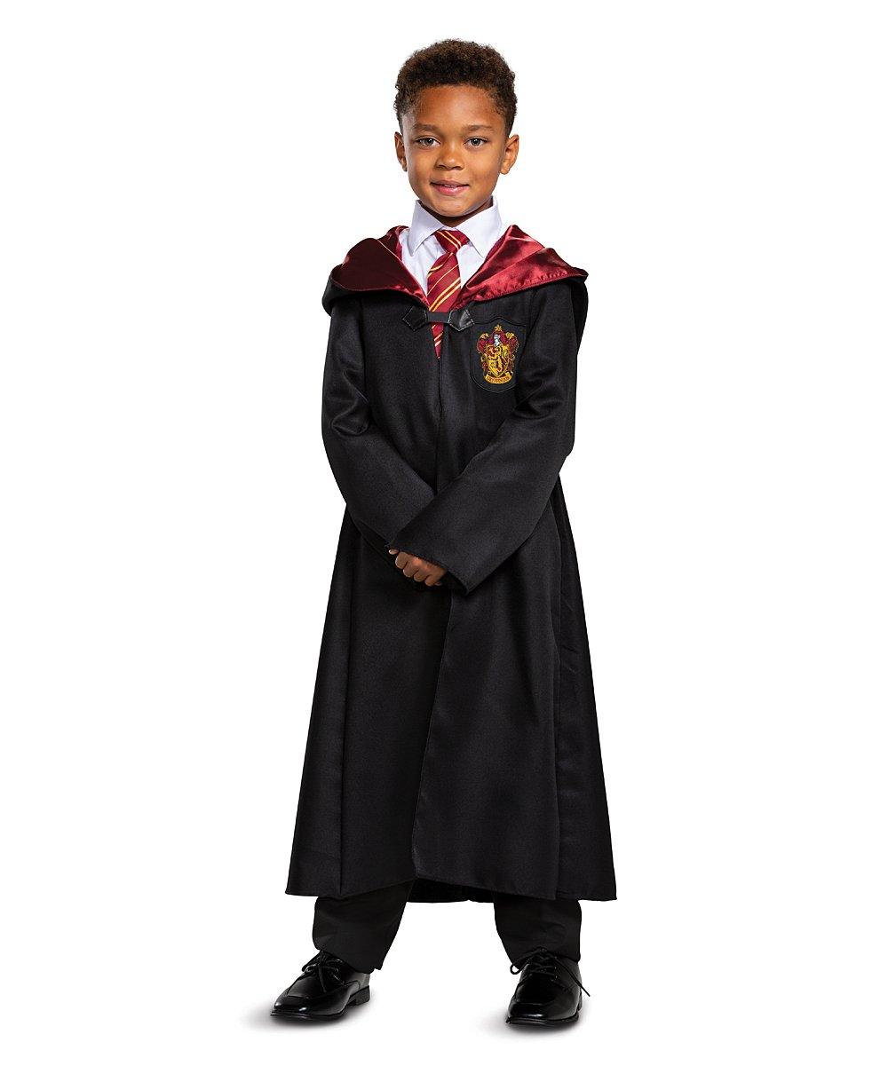 Disguise Harry Potter Black Red Gryffindor Robe Dress Up Outfit Kids Best Price And Reviews Zulily
