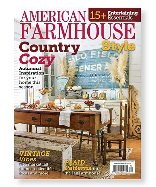 Mailbox Must Haves American Farmhouse Style Magazine Subscription Best Price And Reviews Zulily