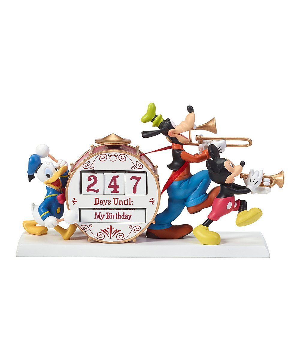 Disney Mickey Mouse & Friends Parade Countdown Calendar
