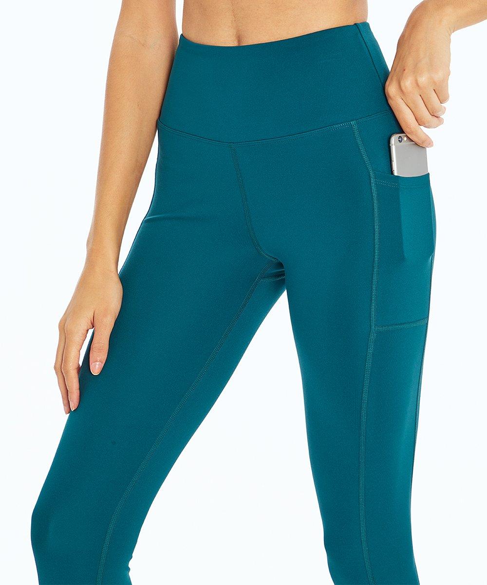 75% off a pair of high-waist crop leggings