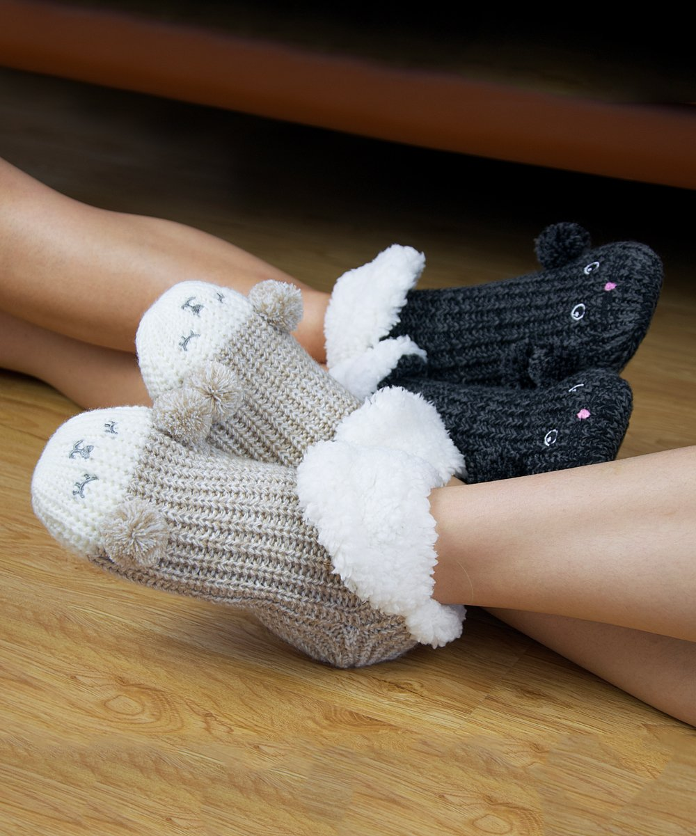 2-Pack Slippers! .99 TODAY ONLY at Zulily!