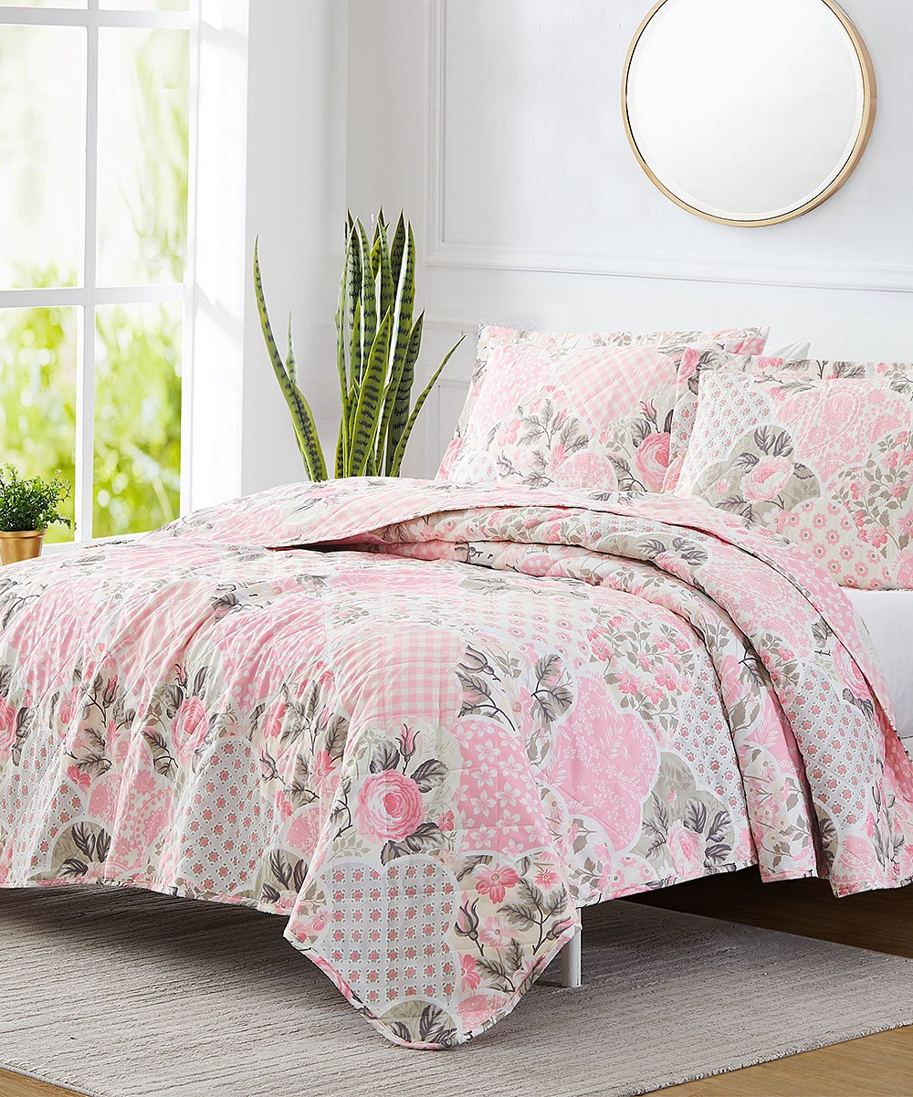 A Quick Quilt Refresh! All items are under  at Zulily!