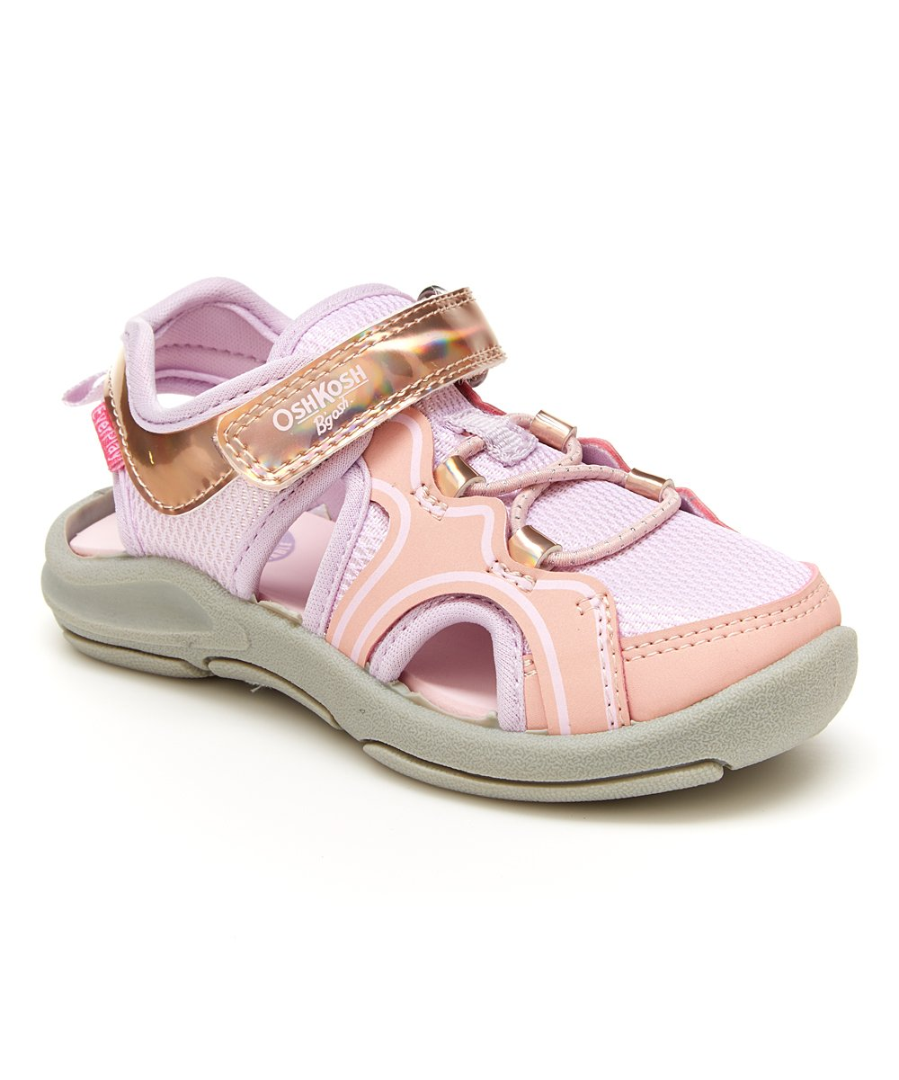 .79 OshKosh B'gosh Lavender Tempu Water Shoe – Girls at Zulily!