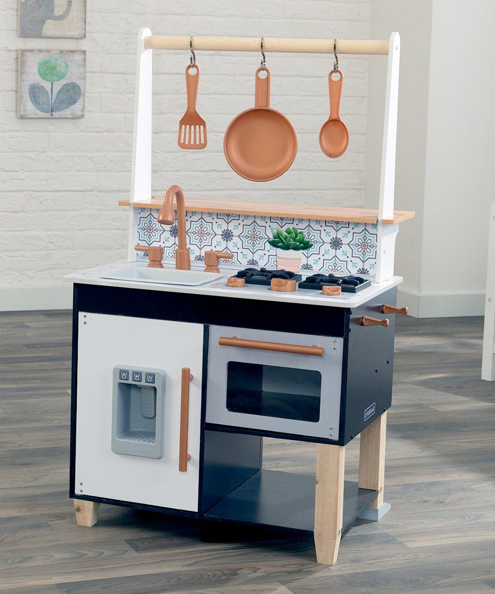 KidKraft: Artisan Island Play Kitchen! .99 at Zulily!