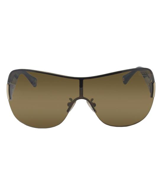 20f321de18d all gone. Gold   Black Daniella Polarized Sunglasses