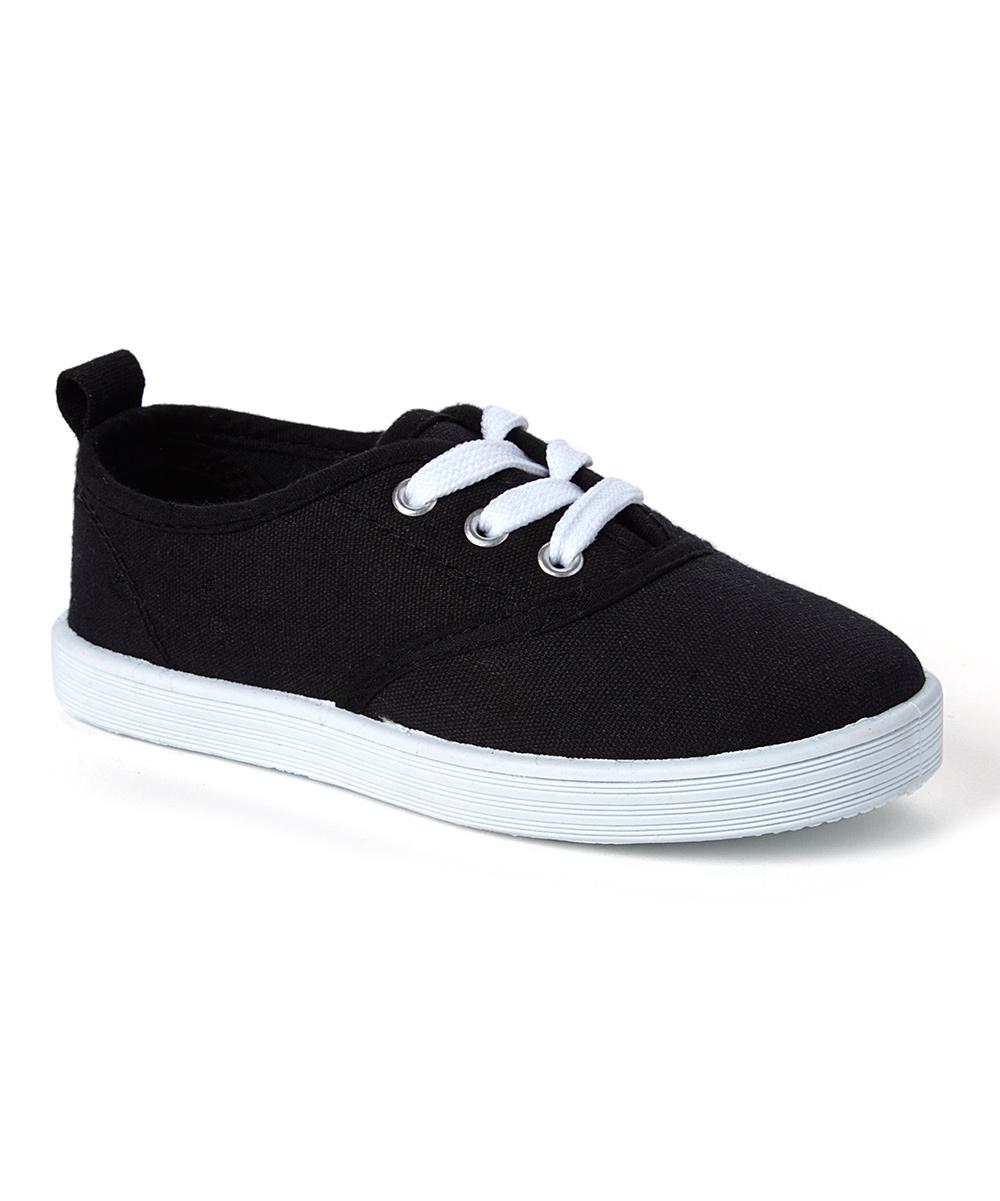 Ositos Shoes  Sneakers Black/White - Black & White Sneaker - Kids