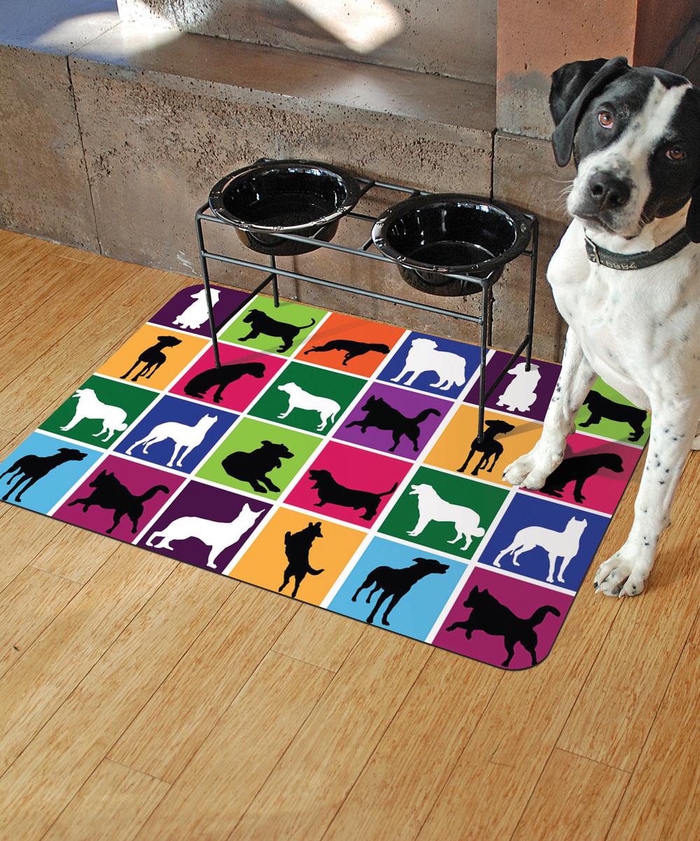 Dog in a Box Mat