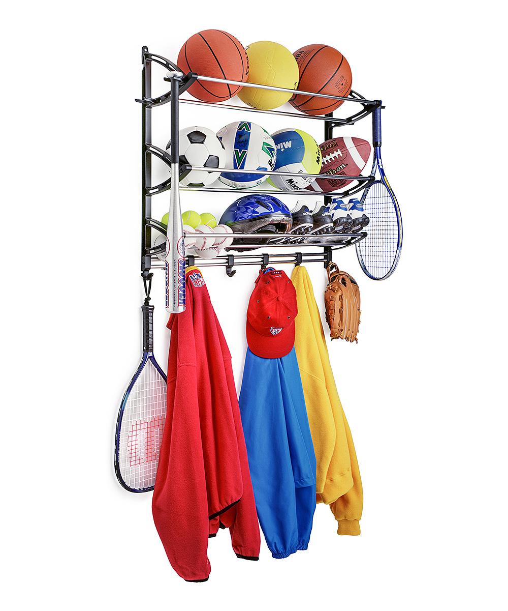 Sporting Goods Storage Rack