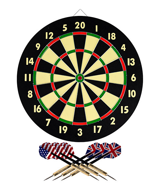 Trademark Games  Board Games  - Dart Game Set