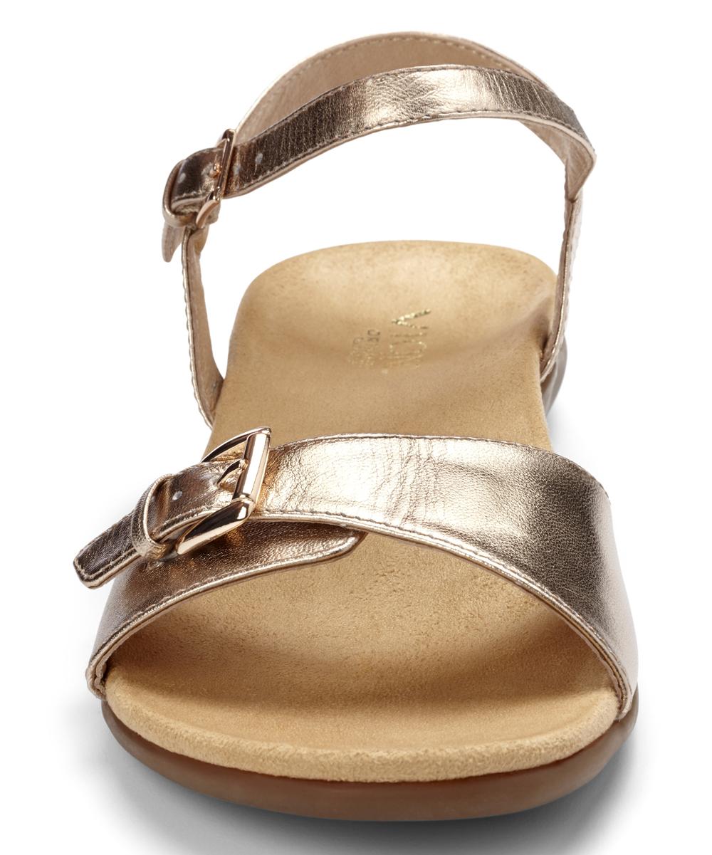 0a5d4ca50a7 Vionic Platinum Alita Leather Sandal - Women