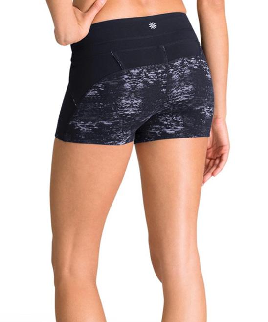 2aeb8d218a Athleta Black Crush Connect Shorts | Zulily