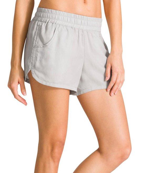 db220fe77ff Athleta Silver Shimmer Tia Shorts