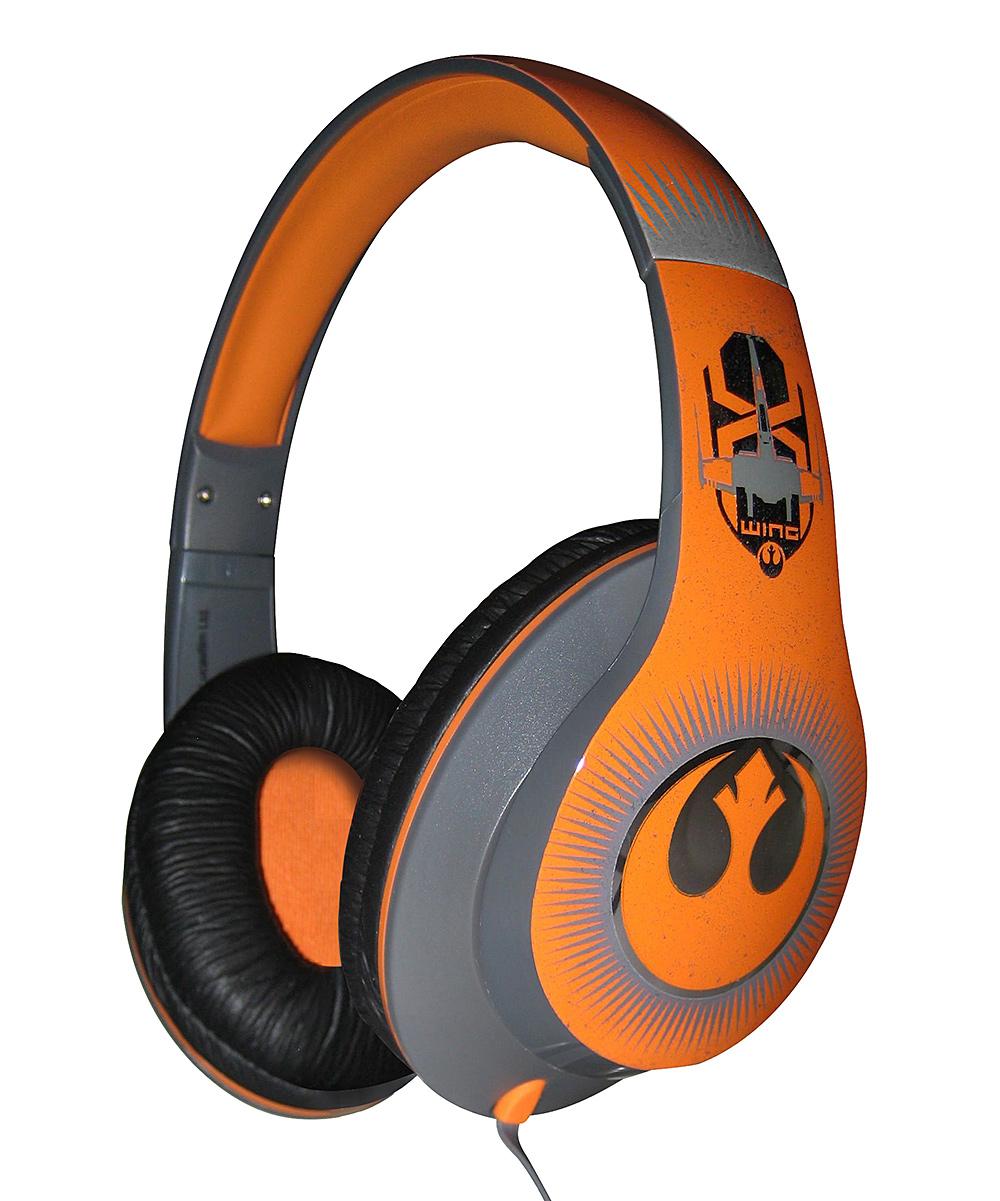 Star Wars: The Force Awakens Rebel Over-the-Ear Headphones