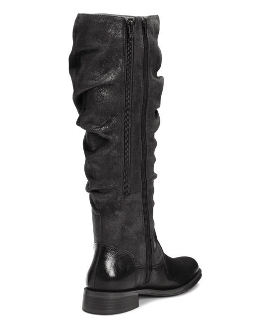 cbba33e6e71 A2 by Aerosoles Black Ride with Me Wide-Calf Boot - Women
