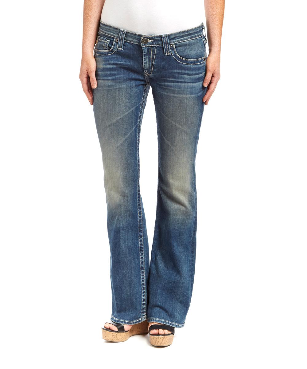 ffb4093962a Big Star Denim Junction Remy Bootcut Jeans | Zulily